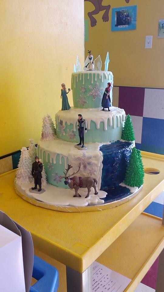 Order Birthday Cake Online Colorado Springs
