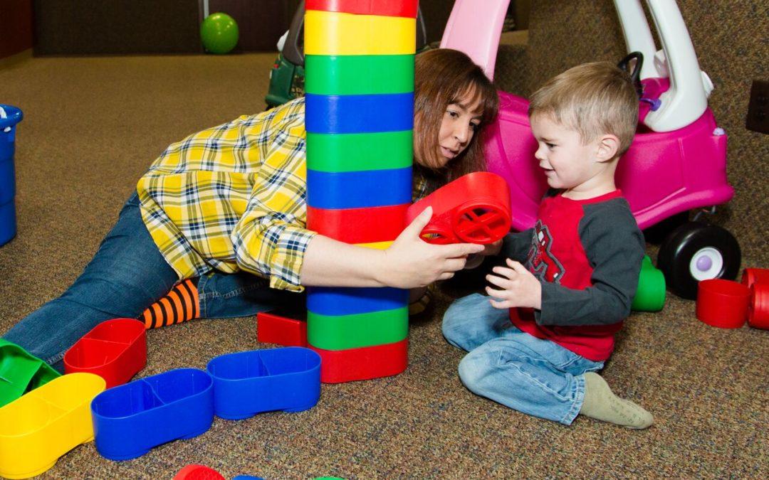 Indoor Play and Child Development