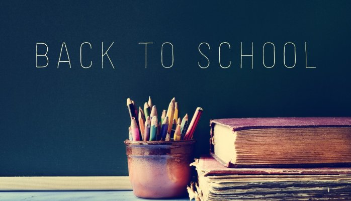 "My Top 3 Reasons Why ""Back to School"" Time is My Favorite Time"
