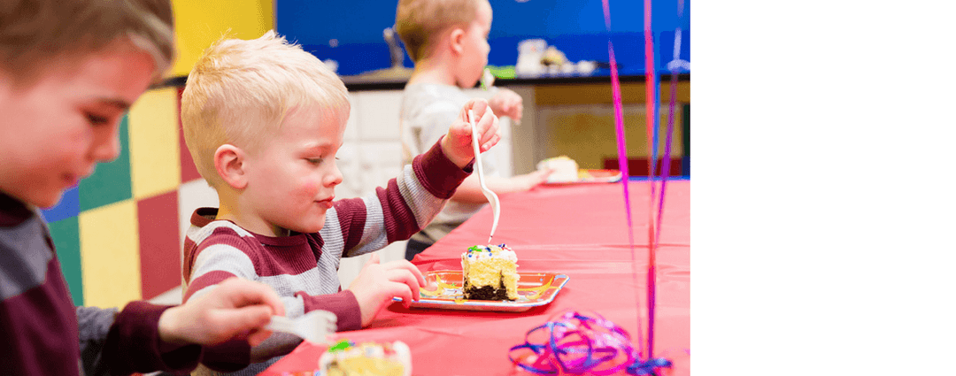 Everything You Can Get With a Home Birthday Party, But With NO Cleaning!