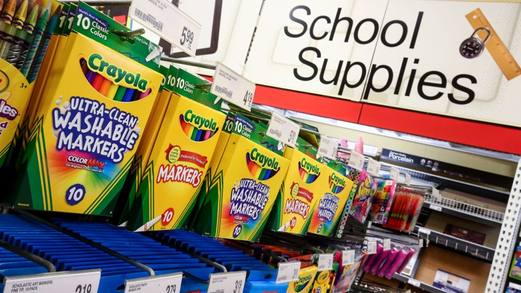 School Supply Steals and Deals